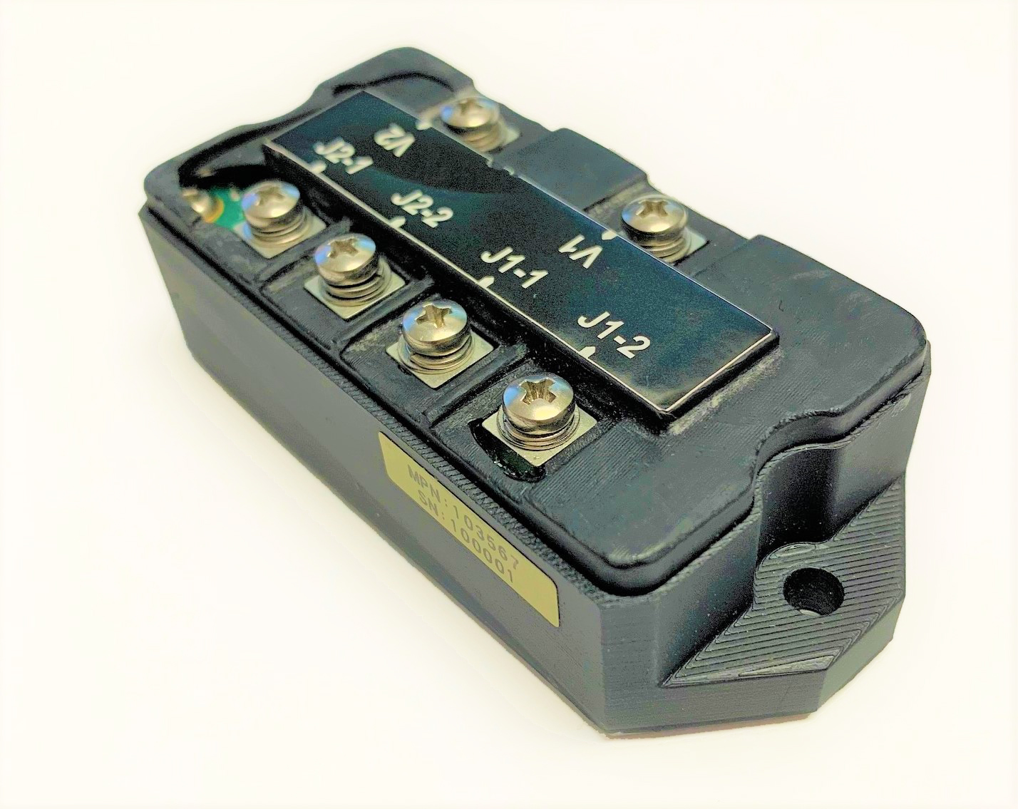 High Voltage Solid State Contactor Controller